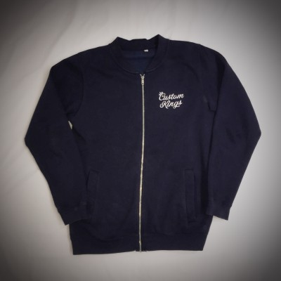 Custom Kings Bomber Zip Sweat