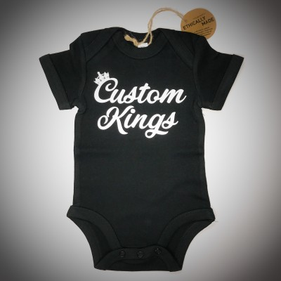 Custom Kings Babygrow