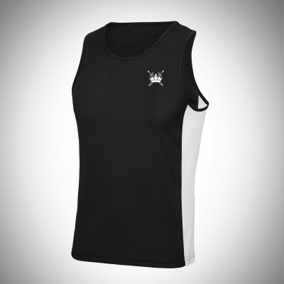 Sword & Crown Contrast Performance Vest