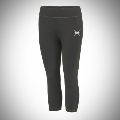 Sword & Crown 3/4 Athletic Legging