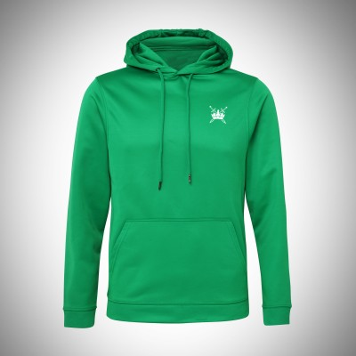 Sword & Crown Poly Hoody