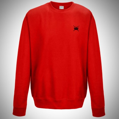Sword & Crown Fashion Jumper