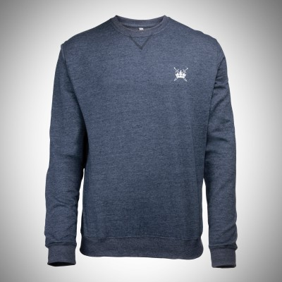 Sword & Crown Heather Jumper