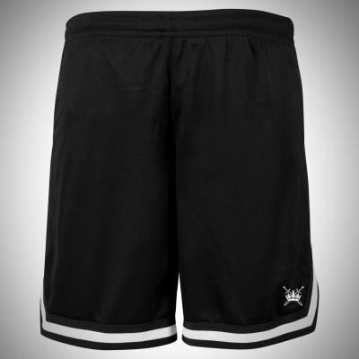 Sword & Crown Two Tone Mesh Shorts