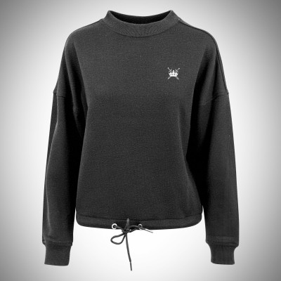 Sword & Crown Oversize Crew Neck (F)