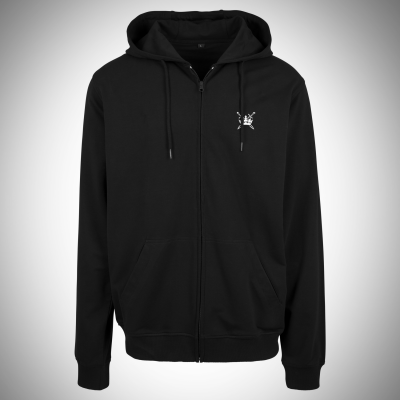 Sword & Crown Terry Zip Hoody