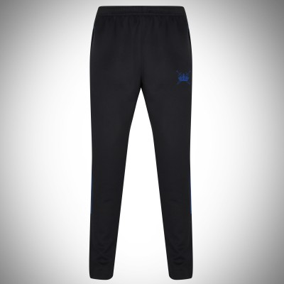 Sword & Crown Poly Knit Slim Leg Joggers