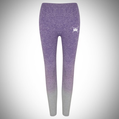 Sword & Crown Seamless Fade Out Legging