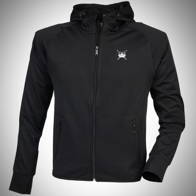 Sword & Crown Poly Tracksuit Jacket (M)