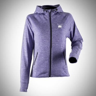 Sword & Crown Poly Tracksuit Jacket (F)