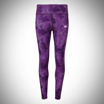 Sword & Crown Hex Camo Leggings