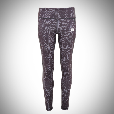 Sword & Crown Crossline Leggings