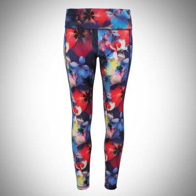 Sword & Crown Flowers Leggings